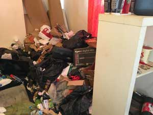 Leamington Spa Verminous & Cluttered House Clearance