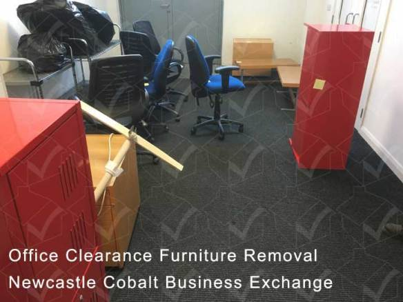 Office Clearance Furniture Removal Newcastle