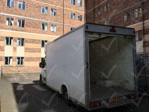 140 Mattresses Removal & Disposal Student Accommodation Newcastle Property Clearance