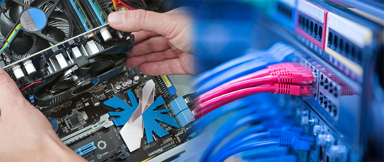 North Little Rock Arkansas Onsite PC & Printer Repair, Network, Voice & Data Cabling Solutions