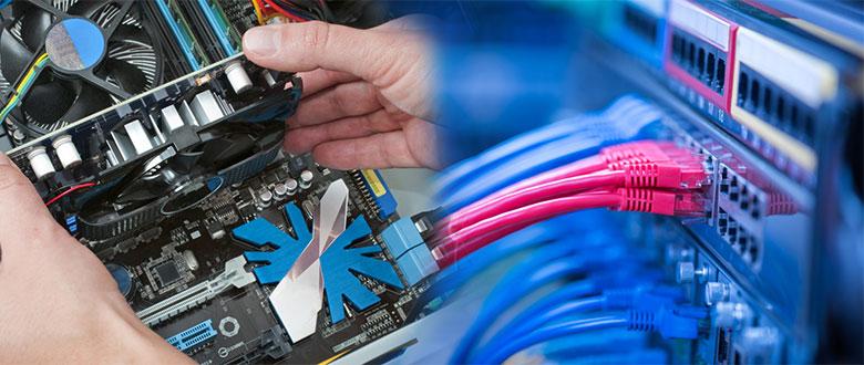 Norridge Illinois On Site Computer PC & Printer Repairs, Network, Voice & Data Cabling Solutions