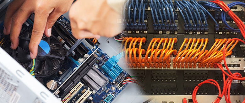 Streamwood Illinois Onsite Computer & Printer Repair, Networks, Telecom & Data Low Voltage Cabling Services