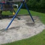 Playground Drainage Problem Savannah Georgia