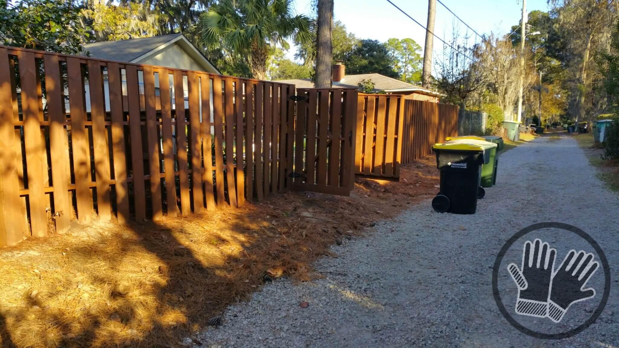 Fence Installation Amp Repairs Savannah Ga Chatham