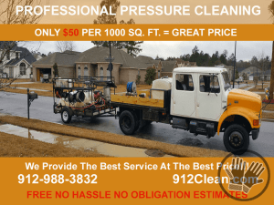 Pressure Cleaning Truck