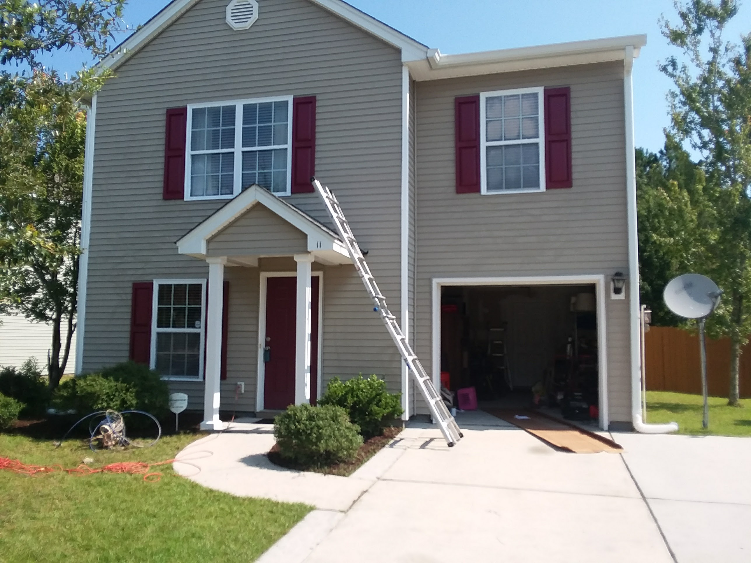 Painting window shutters exterior exterior shutters - Best spray paint for exterior shutters ...