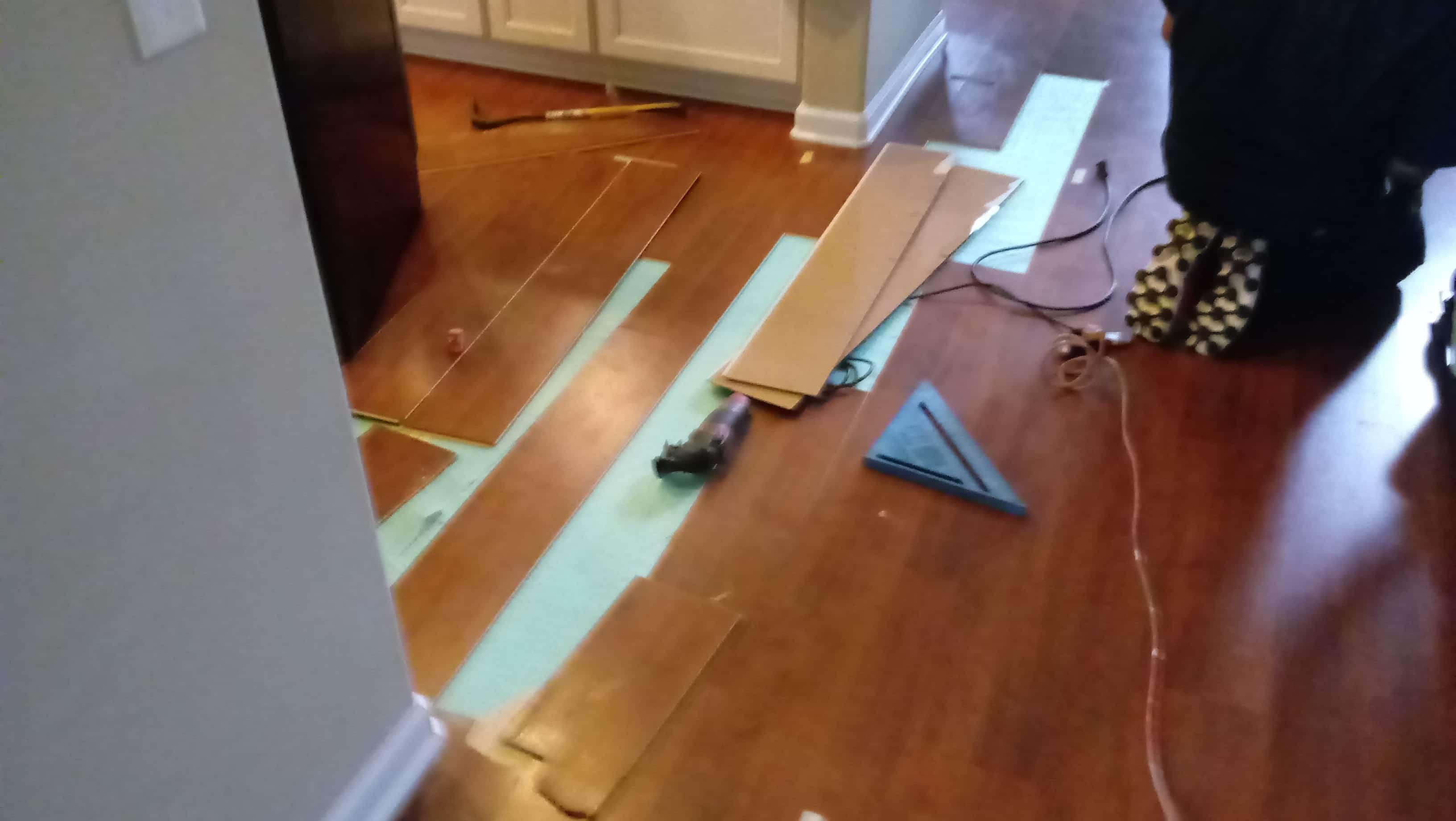 Hardwood flooring refinishing repair installation for Hardwood floor repair