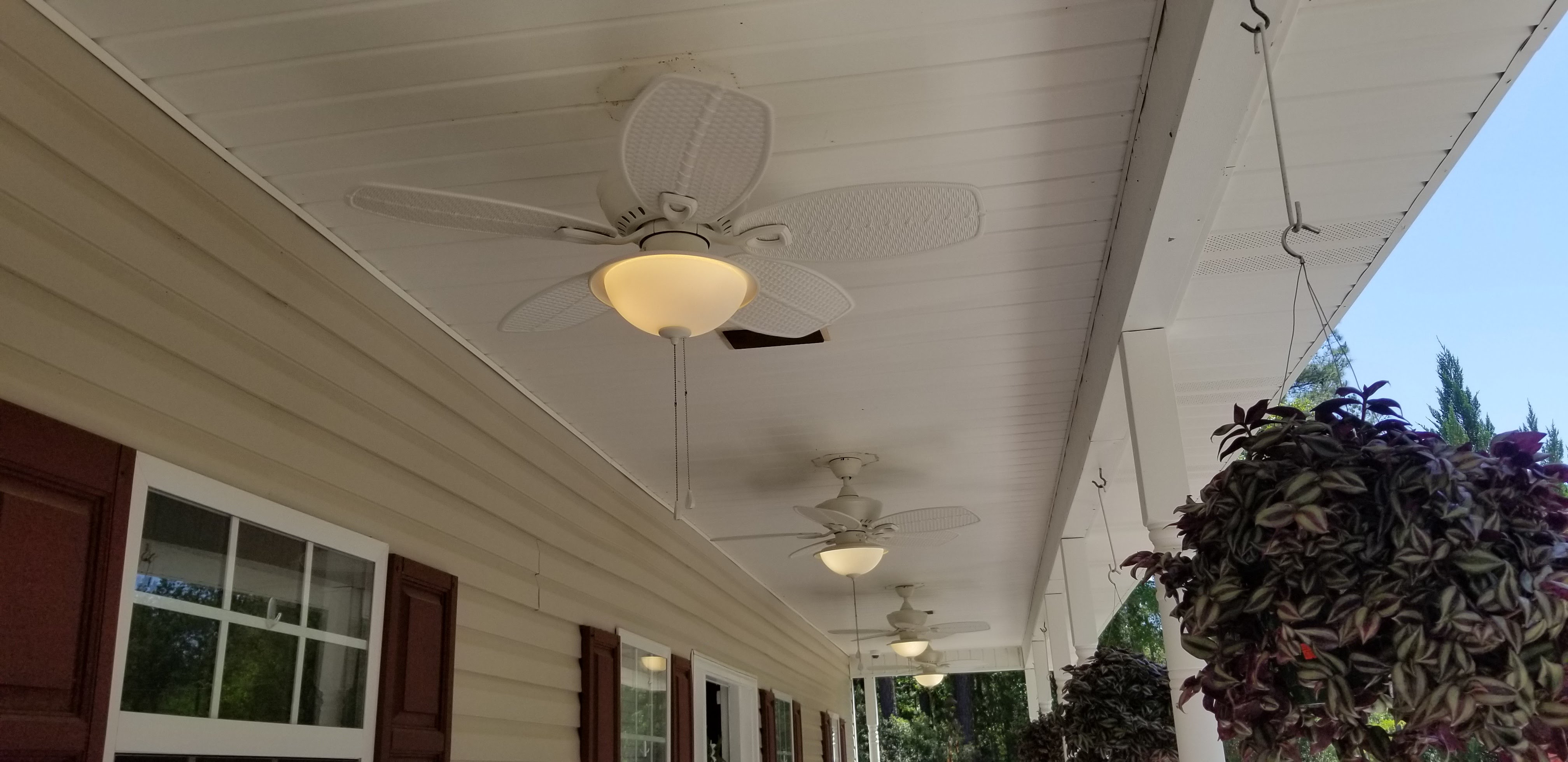 Ham Property Maintenance Provides Professional Ceiling Fan Installation Services Our Electrical Repairs Cover To Savannah