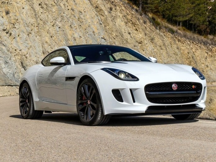 Jaguar F Type Coupe 5 0 P450 Supercharged V8 R Dynamic Auto Awd Lease Nationwide Vehicle Contracts