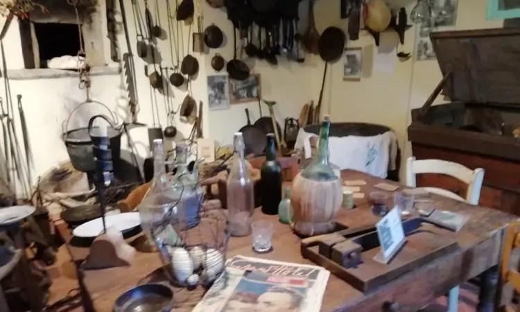 Il museo degli attrezzi della Casa di Zela
