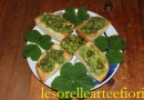 Crostini all'acetosella