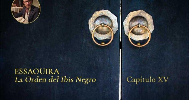 Essaouira, la Orden del Ibis Negro  Capítulo XV