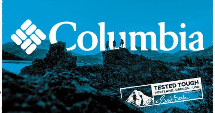 La tienda de ropa de montaña Columbia se reinventa para recuperarse de la caída del tercer trimestre