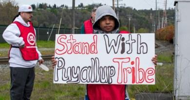 Puyallup Tribe NOLNG