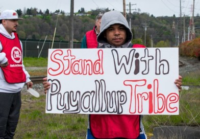 Puyallup Tribe Resists Fracked Gas Facility