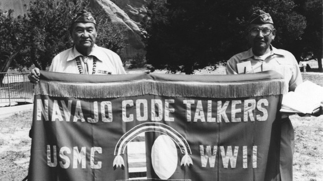Code Talkers of WWII – The Navajo and More