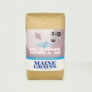 Maine Grains Organic Steelcut/Cracked Oats, 2.4 lbs