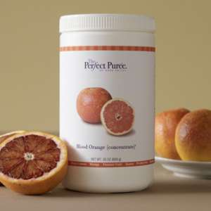 Perfect Puree Blood Orange Concentrate, 30 oz