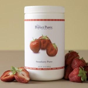 Perfect Puree Strawberry, 30 oz
