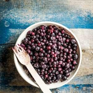 Wyman's Frozen Wild Maine Blueberries, 5 lbs