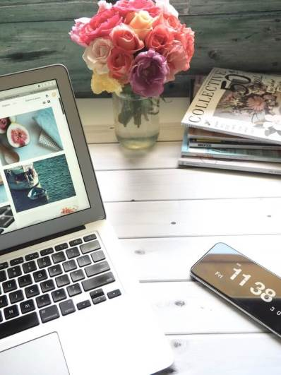 six months of blogging