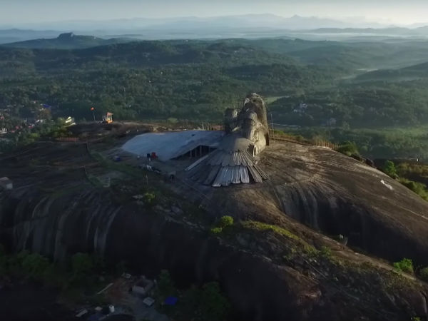 Jatayu Nature Park | Jatayu Earth Center | World's Largest ...