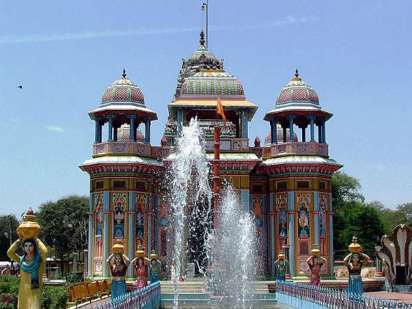 Routes From Bhopal To Amravati Places To Visit In
