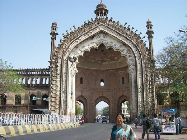 Image result for Rumi darwaza images