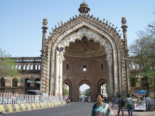 Image result for Rumi darwaza images