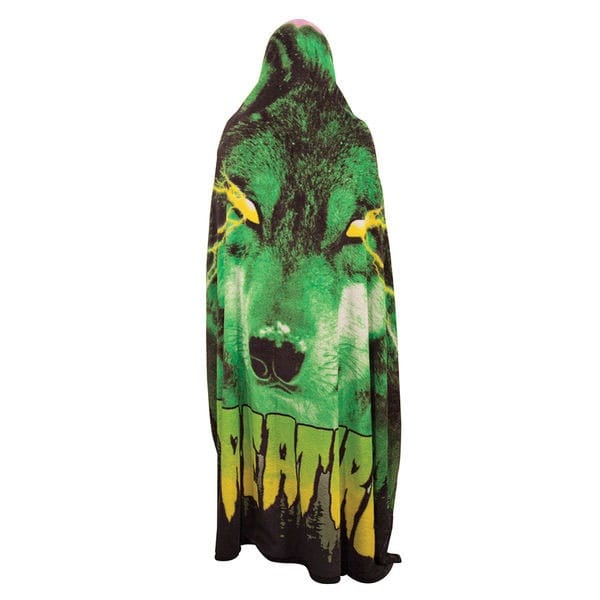 Skateboard Blanket Fleece
