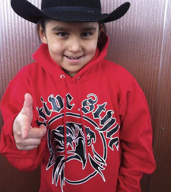Young Traditional Singer Wears Native Style Clothing To Perform in Alaska!