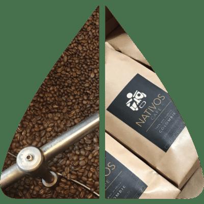 Importateur lyonnais de café Colombie