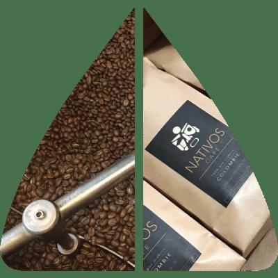 Importateur lyonnais de café Colombie Micro Lot Agroforesterie
