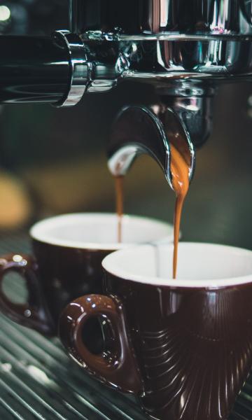 Machines à café Lyon