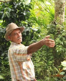Agriculture familiale en Colombie