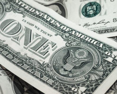 National debt of usa