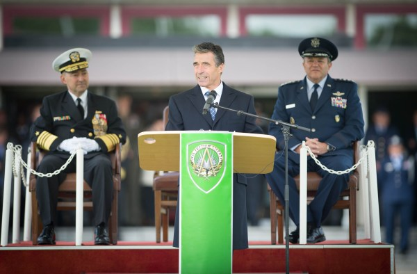 NATO - Photo gallery: Change of command ceremony for NATO ...