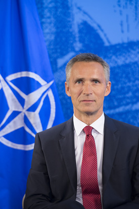 Image result for jens stoltenberg