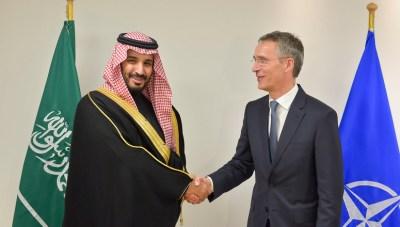 Bildergebnis für saudi arabic nato
