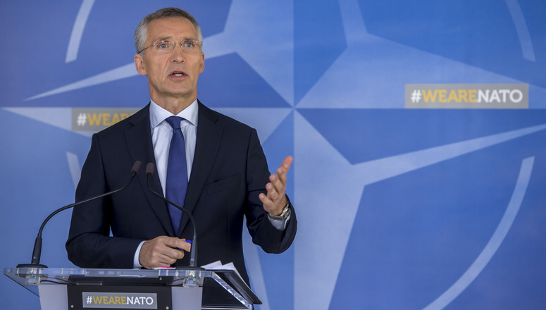 Image result for Jens Stoltenberg, NATO, Photos