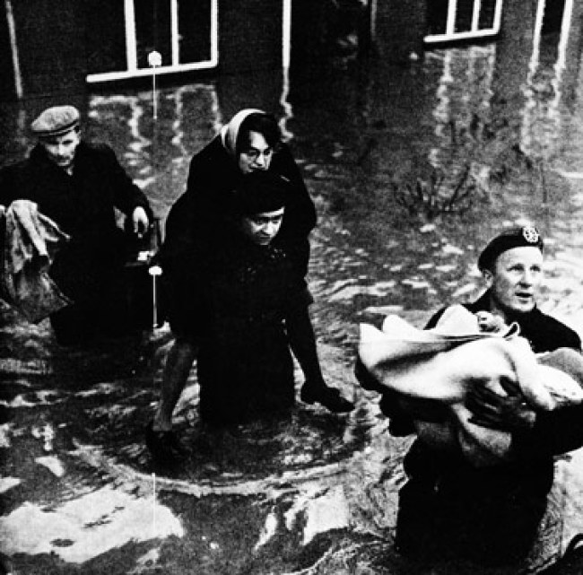 in 1953 the Netherlands suffered one of the most deadly floods