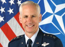NATO - News: Lieutenant General Mark O. Schissler takes ...