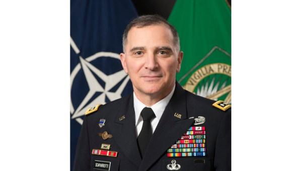 NATO - Topic: Supreme Allied Commander Europe (SACEUR)