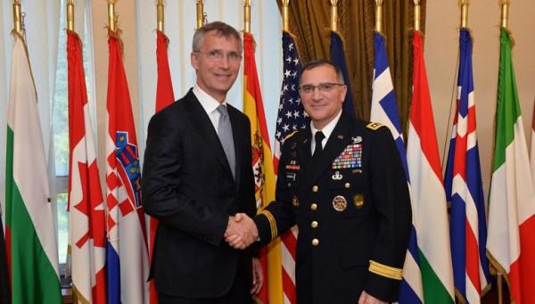 NATO Secretary General welcomes new Supreme Allied ...