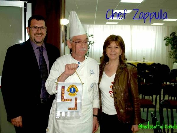 Chef Carlo Zappulla