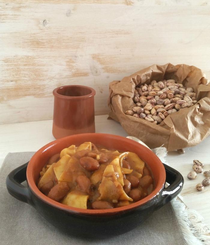 La pasta e fagioli per il Calendario del Cibo Italiano