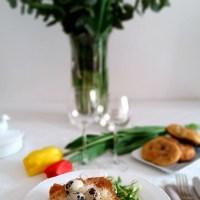 Pasqualina di carciofi di pasta phillo e kataifi