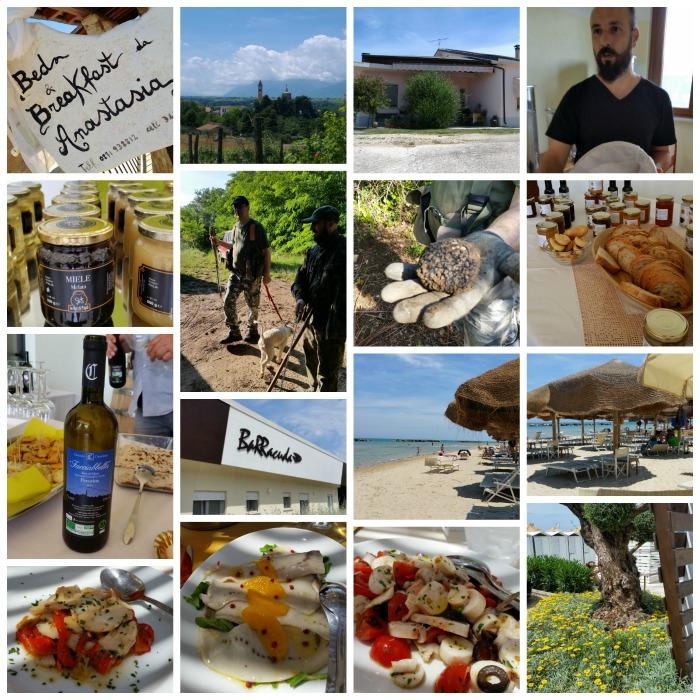 #AbruzzoGustoKm0: Alla scoperta del cuore verde dell'Italia  (itinerario 1)