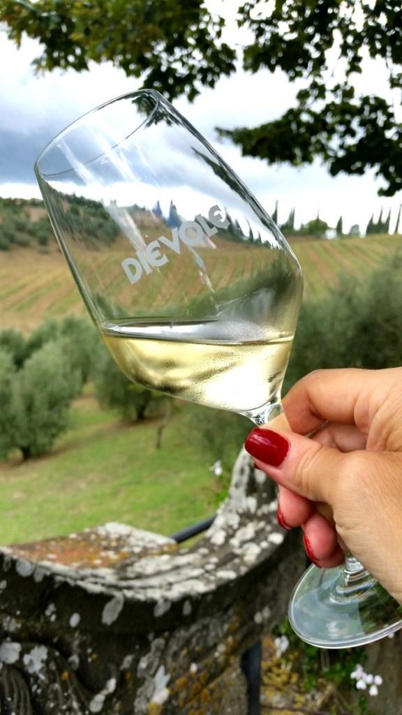 Bianco Le Due Arbie IGT Toscana 2015