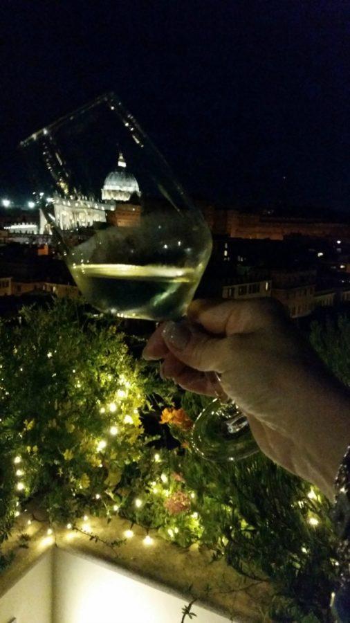 Bicchiere Terrazza Les Etoiles